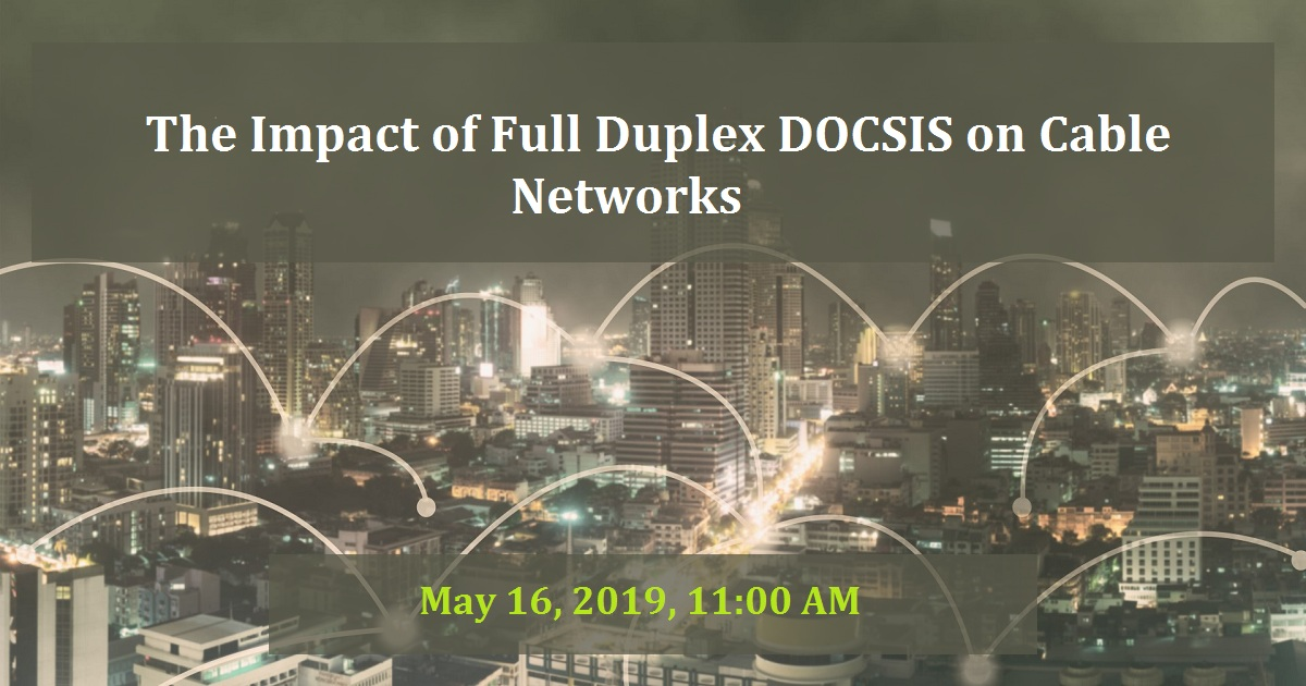 The Impact of Full Duplex DOCSIS on Cable Networks
