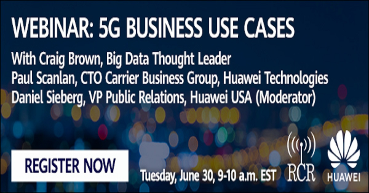 5G Business Use Cases