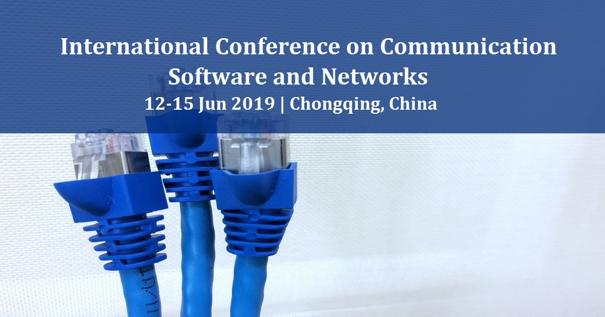 International Conference on Communication Software and Networks