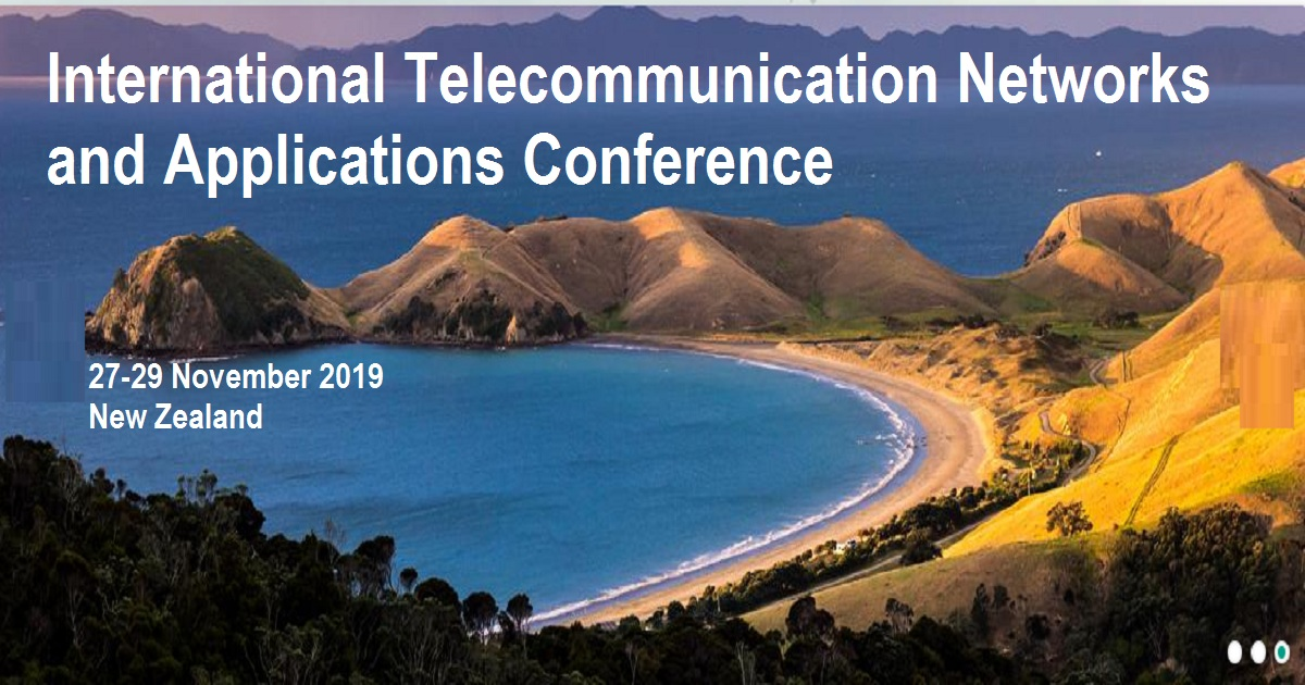 International Telecommunication Networks and Applications Conference