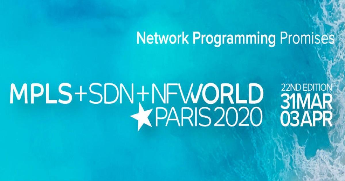 MPLS + SDN + NFV World 2020