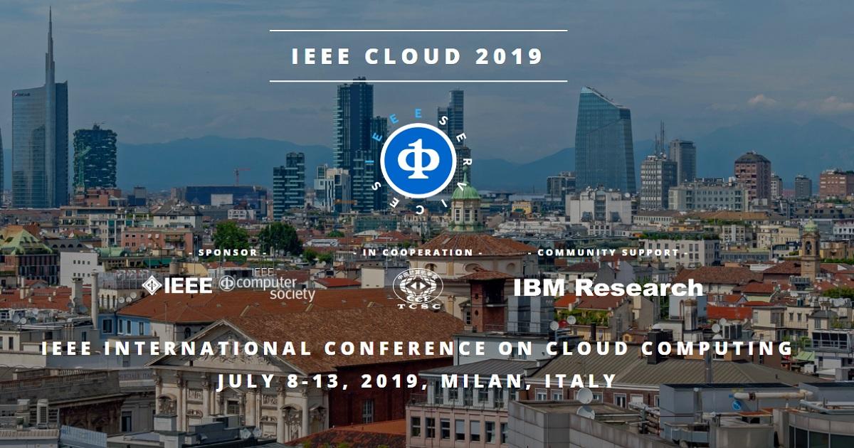 IEEE CLOUD 2019