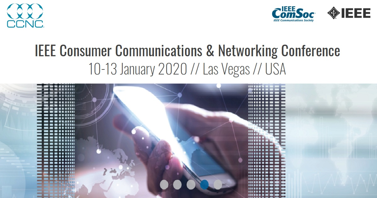 IEEE Consumer Communications And Networking Conference