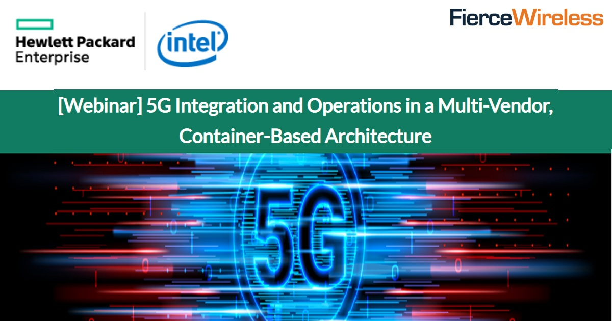 5G Integration and Operations in a Multi-Vendor,