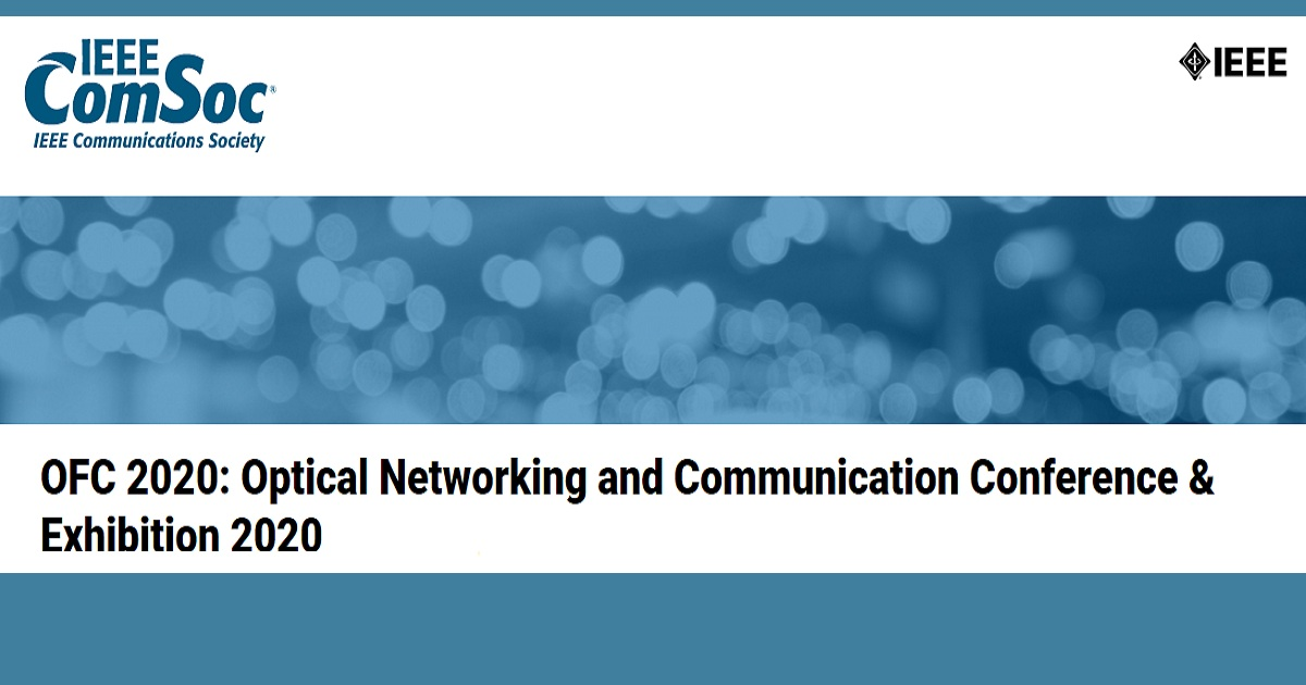 Optical Networking and Communication Conference & Exhibition 2020