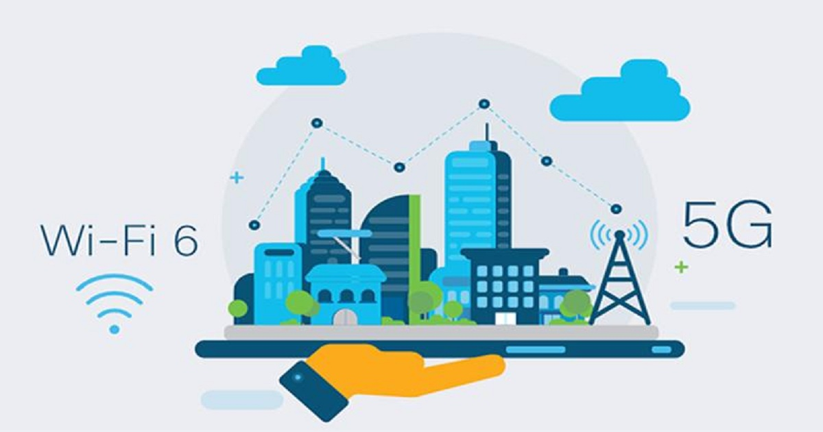 The Convergence of Wi-Fi 6 and 5G for Organizations