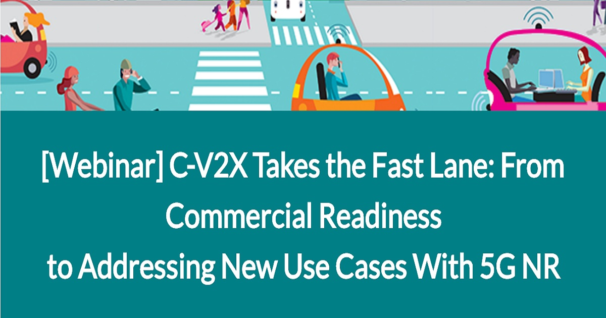C-V2X Takes the Fast Lane: From Commercial Readiness