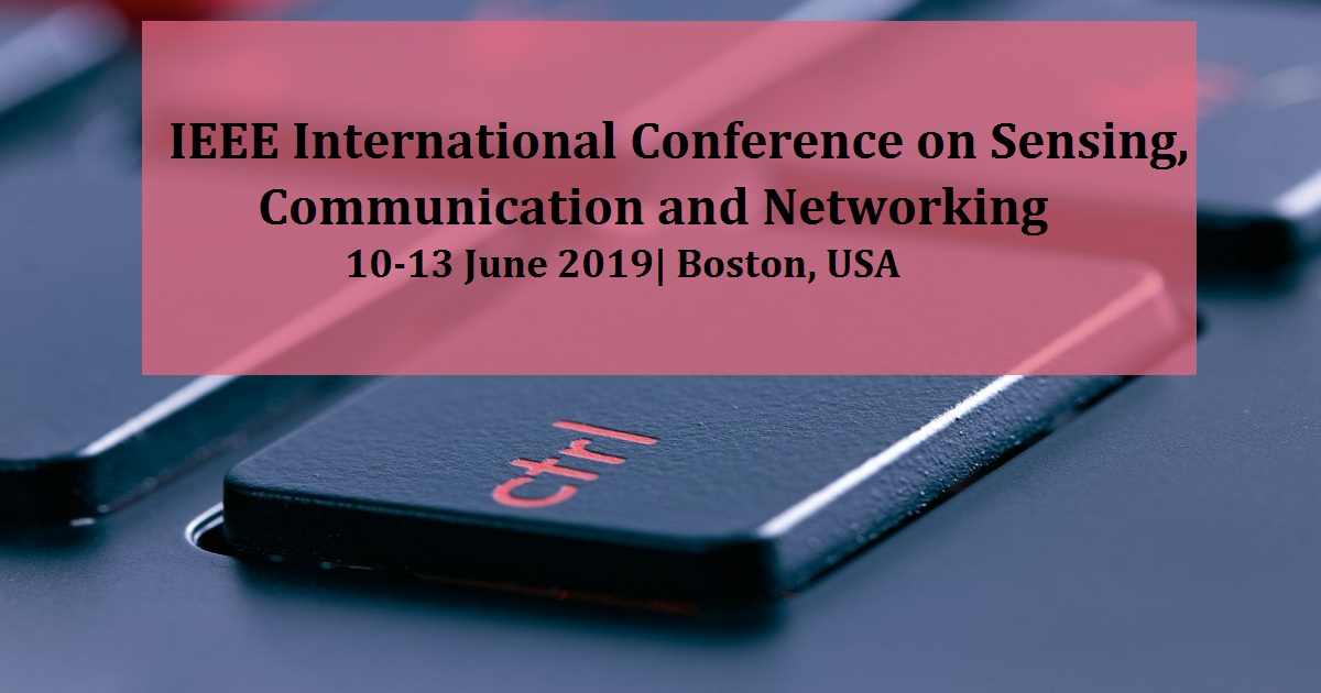 IEEE International Conference on Sensing, Communication and Networking