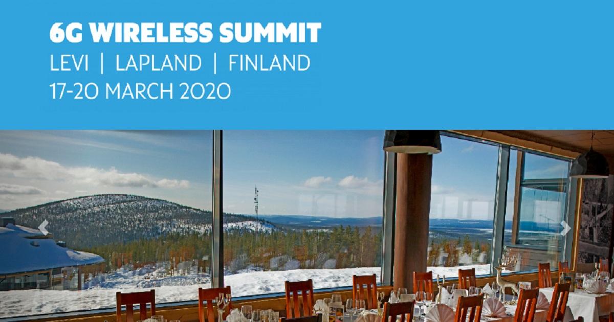 6G Wireless Summit