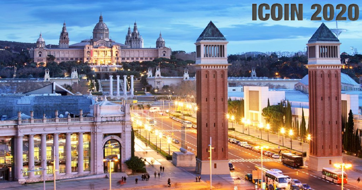 The 34th International Conference on Information Networking (ICOIN 2020)