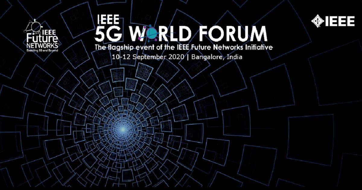 IEEE 5G World Forum 2020