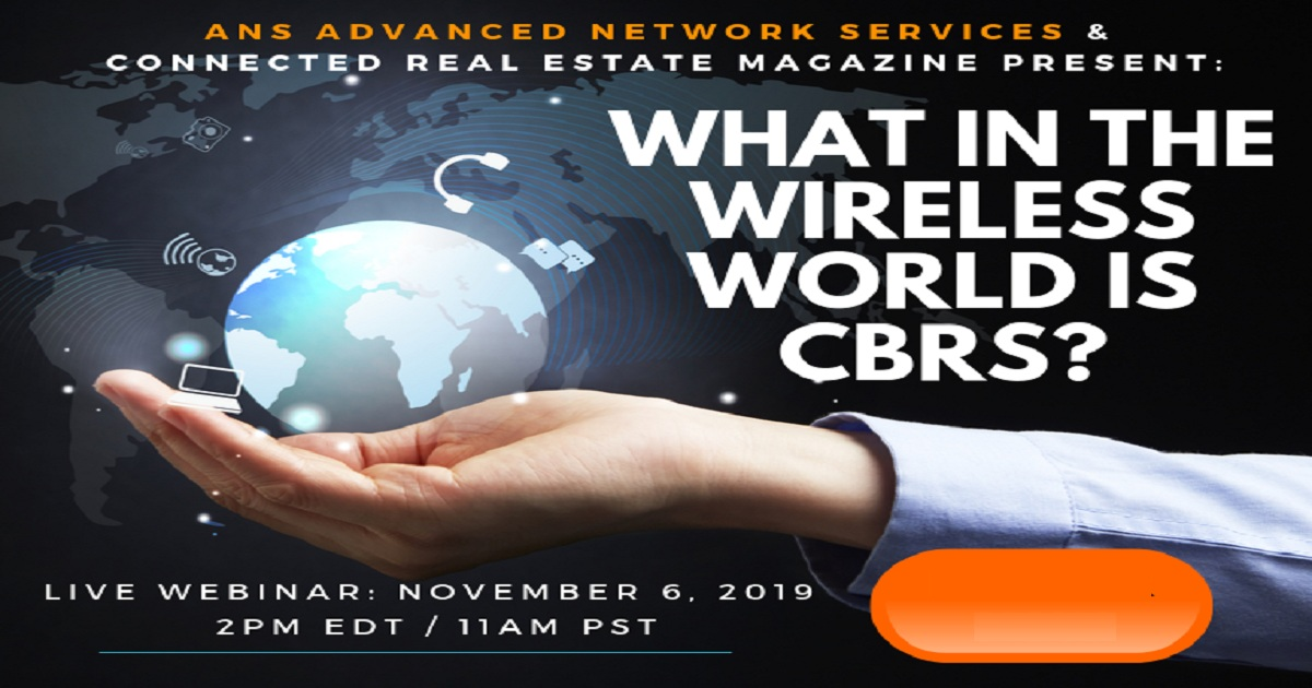 What in the Wireless World is CBRS