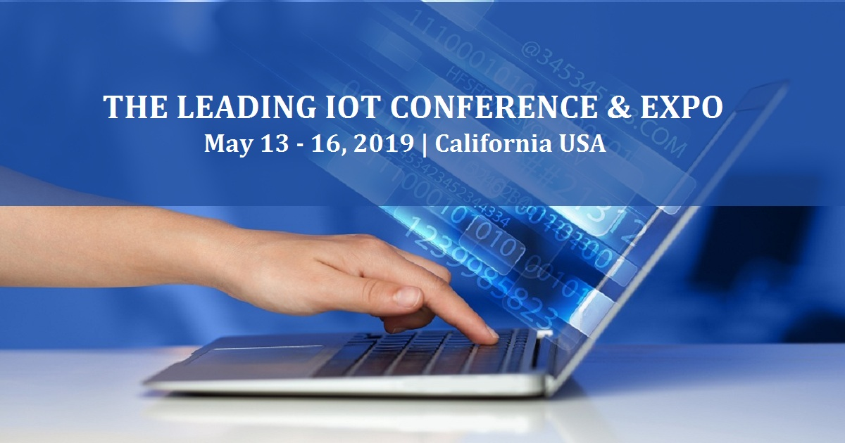 THE LEADING IOT CONFERENCE & EXPO