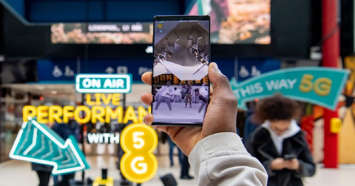 EE 5G launches in six new cities: can you now get 5G coverage?