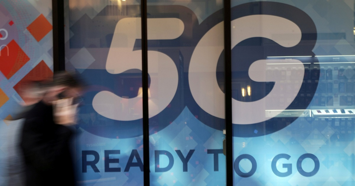 The US is making its own 5G technology with American and European companies, and without Huawei
