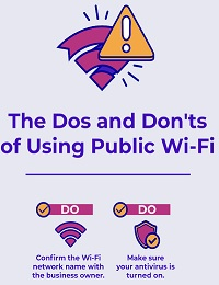 THE DOS AND DON'TS OF PUBLIC WI-FI