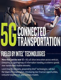 5G CONNECTED TRANSPORTATION